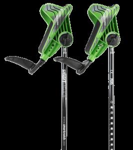 green crutches from smartcrutch