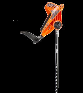 smartcrutch single orange crutch